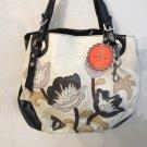 Black & Brown Nicole Lee Handbag