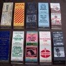 South Dakota Matchbooks