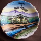 "6""  New Mexico Plate"