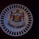 """5""""  Aloha Hawaii Plate"""