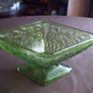Green Diamond Shaped Bowl