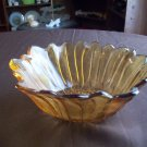 Small Sunflower Glass Bowl