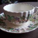 Spode -Monticello Vine- Cup and Saucer