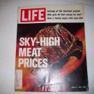 Life Magazine Meat Prices April 14, 1972