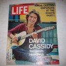 Life Magazine  David Cassidy  October 29, 1971
