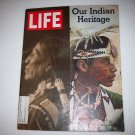 Life Magazine  Our Indian Heritage  July 2, 1971