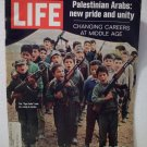 Life Magazine Palestinian Arabs:  New Pride and Unity  June 12, 1970