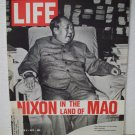 Life Magazine Nixon in the Land of Mao  March 3, 1972