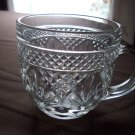 Vintage Ray Pattern Cup