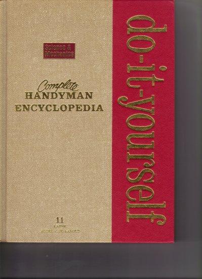 Science & Mechanics Do-it-Yourself Handyman Encyclopedia Set