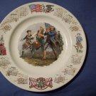 "10 1/4"" 1976 Calander Plate"