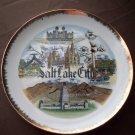"8"" Salt Lake City Plate"