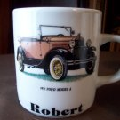 Robert  1931 Ford Model A Cup