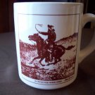 In with the Horse Herd  Fredric Remington Cup