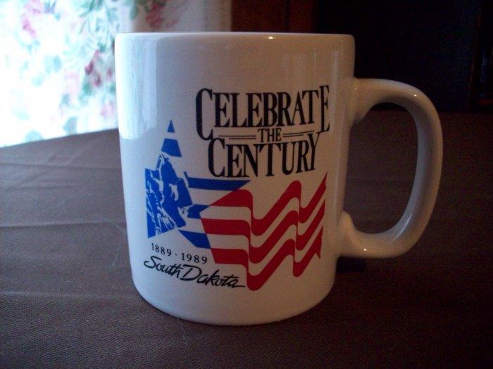 Staffordshire South Dakota Century 1889-1989 Cup