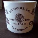 Iroquois S.D. Centennial 1880-1980 Cup
