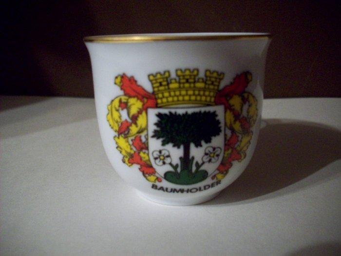 Vintage Baumholder Cup