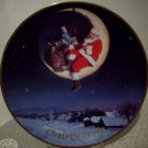 1998 Avon Christmas Plate