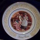 Avon Betsy Ross Plate
