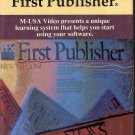 Usng PFS: First Publisher
