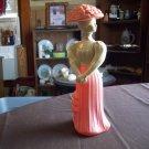 Avon Fashion Figurine Gay Nineties