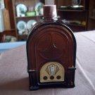 Avon Bottle Vintage Radio