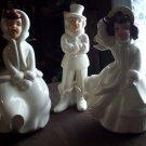 Carolling Trio  2 Women and 1 Man