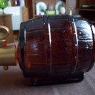 Avon Bottle Barrel with Spigot   Full