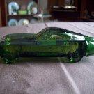 Avon Bottle Small Green Car