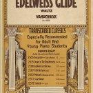 Edelweiss Glide Waltz