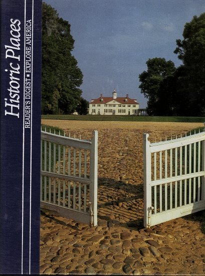 Reader's Digest Explore America Historic Places