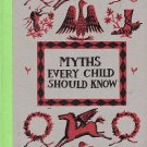 Myths Every Child Should Know by Junior Deluxe Editions