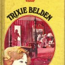 Trixie Belden  The Mysterious Visitor by Julie Campbell