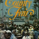 County Fair Written and Photographed by Steve Lesberg and Naomi Goldberg