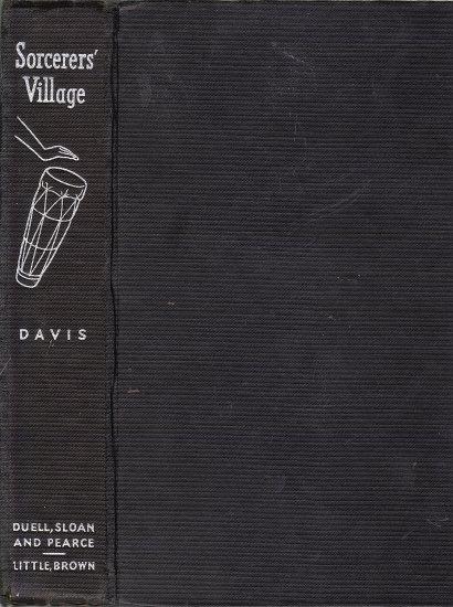 Sorcerers' Village by Hassoldt Davis