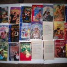 Lot of 22 Silhouette Romance Books
