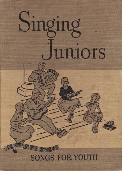 Singing Juniors Songs for Youth