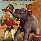 Circus Boy War of Wheels by Dorothea J. Snow