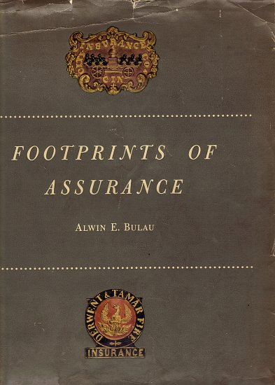 Footprints of Assurance by Alwin E. Bulau