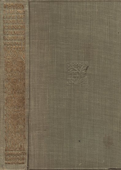 The Life of Samuel Johnson Vol. 1 by James Boswell