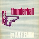 A James Bond Novel Thunderball by Ian Fleming