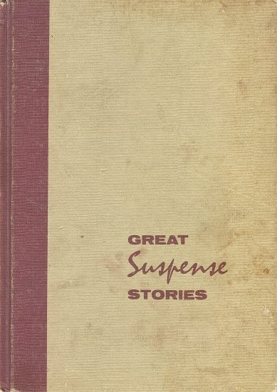 Great Suspense Stories  compiled by Rosamund Morris