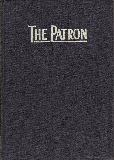 The Patron  The Official Song Book of The Grange
