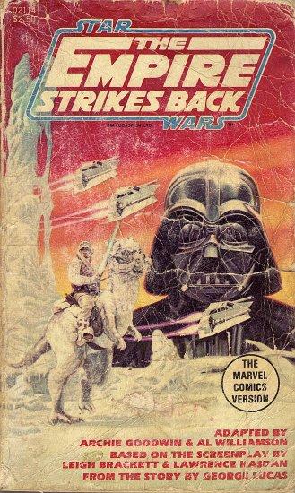 The Empire Strikes Back (The Marvel Comics Version)