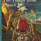 The New Tom Swift Jr. Adventures  Tom Swift and The Visitor From Planet X by Victor Appleton II