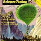 Fantasy and Science Fiction Magazine January 1974