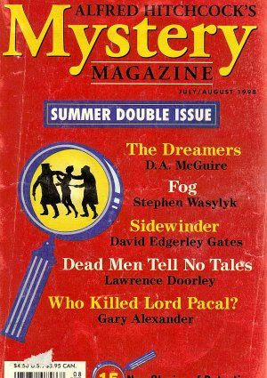 Alfred Hitchcock's Mystery Magazine (Summer Double Issue)  July-August 1998