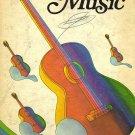 The Spectrum of Music