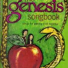 The Genesis Songbook  Songs for Getting It All Together