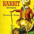Read-Aloud Peter Rabbit Stories by Thornton W. Burgess